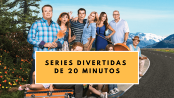 SERIES DIVERTIDAS DE 20 MINUTOS