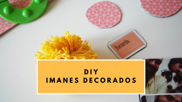 diy imanes decorados