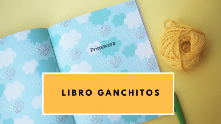 LIBRO GANCHITOS