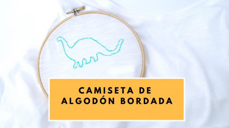 CAMISETA-BORDADA